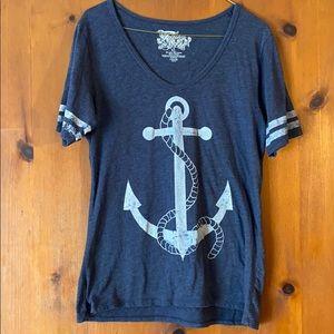 Nautical Anchor T-Shirt